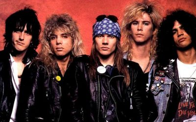 Guns N'Roses de regresso a Portugal